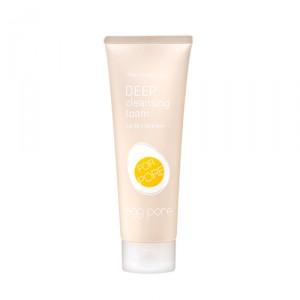 Пенка очищающая и сужающая поры<br /> TONY MOLY Egg Pore Deep Cleansing Foam
