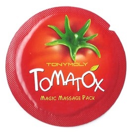 Пробник<br /> TONY MOLY Tomatox Magic White Massage Pack