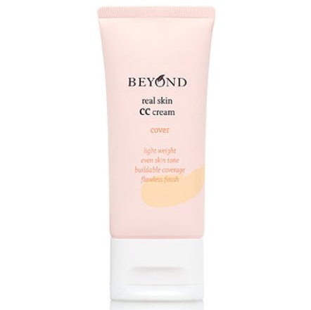 Beyond Real Skin CC Cream<br /> Cover
