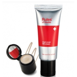 TOO COOL FOR SCHOOL Dual Cover <br />BB cream SPF30