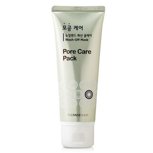 Маска очищающая с глиной<br /> THE FACE SHOP Wash-Off Mask Pore Care Pack