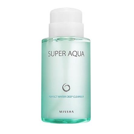 Вода глубокоочищающая <br />MISSHA Super Aqua Perfect Water Deep Cleanser