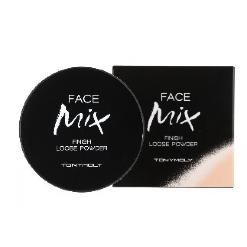Рассыпчатая пудра<br /> TONY MOLY Face Mix Finish Loose Powder