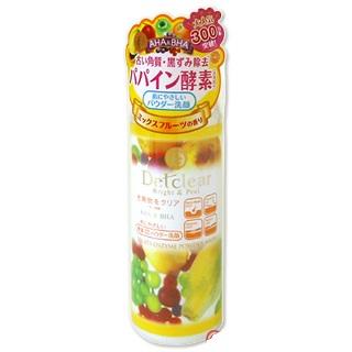 Пудра для умывания с эффектом пилинга<br /> MEISHOKU Detclear AHA&BHA Fruits Enzyme Powder Wash