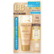 MEISHOKU Moist Labo BB Matte Cream <br />SPF40