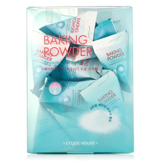 Скраб с содой <br />ETUDE HOUSE Baking Powder Crunch Pore Scrub