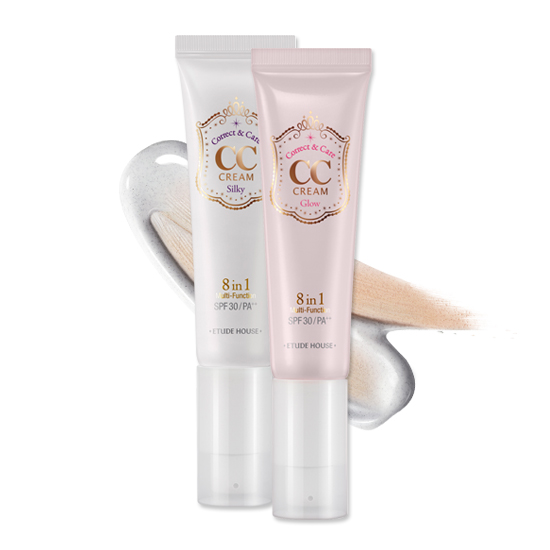 ETUDE HOUSE CC <br />(Correct and Care) Сream SPF30