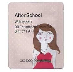 Пробник<br /> TOO COOL FOR SCHOOL After School <br />BB Foundation Lunch Box SPF37 #2 Moist Skin