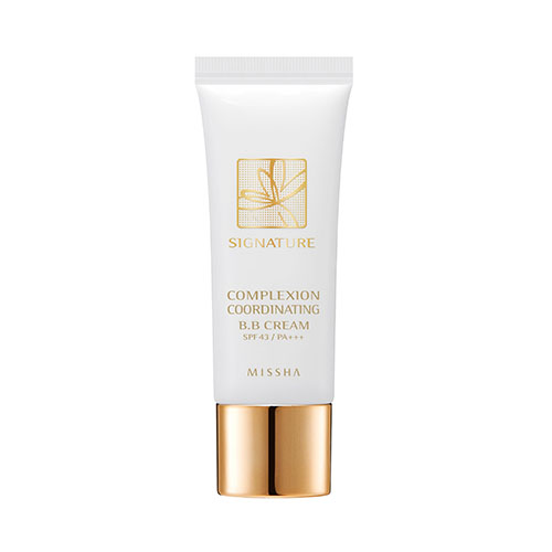 MISSHA Signature<br /> Complexion Coordinating <br />BB Cream White SPF43