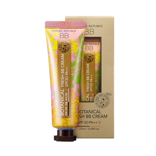 NATURE REPUBLIC Botanical Fresh <br />BB Cream SPF30