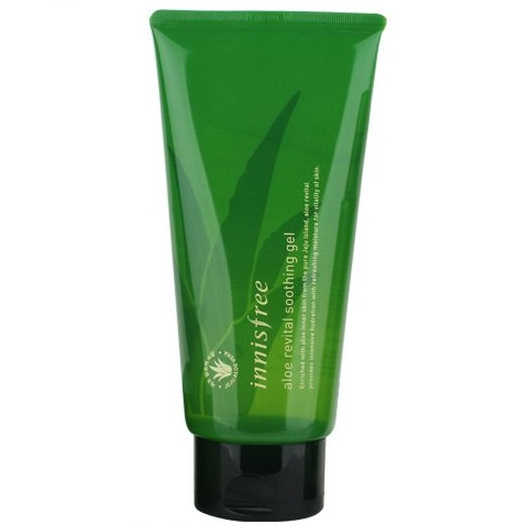 ���� � ���� ������������������� <br />INNISFREE Aloe Revital Soothing Gel