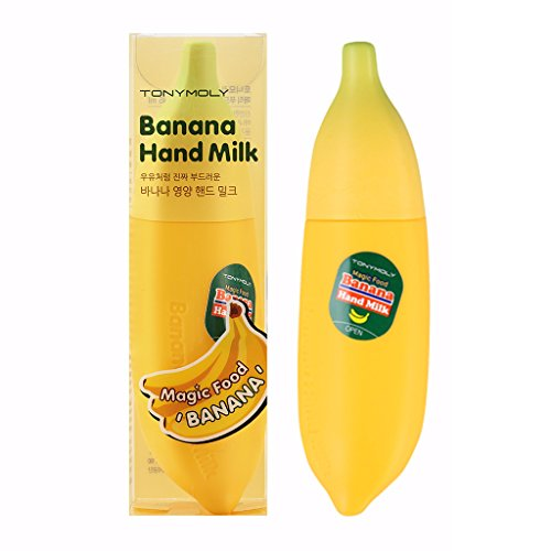 Молочко для рук с экстрактом банана<br /> TONY MOLY Magic Food Banana Hand Milk