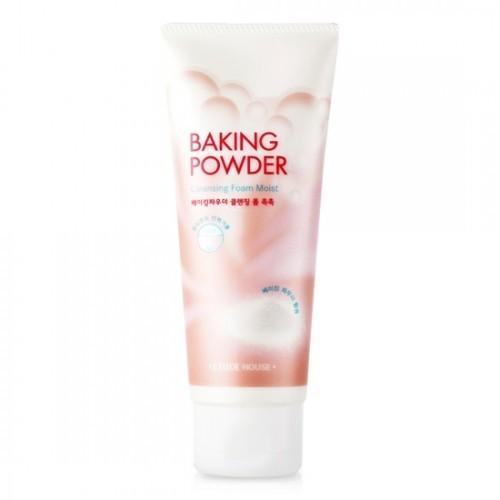Пенка очищающая увлажняющая<br /> ETUDE HOUSE Baking Powder Cleansing Foam Moist