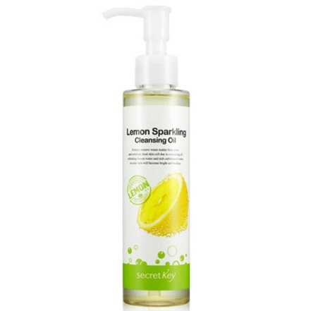 ������������ ��������� ����� <br /> SECRET KEY Lemon Sparkling Cleansing Oil