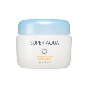 Маска очищающая энзимная<br /> MISSHA Super Aqua Double Enzyme Oxygen Mask