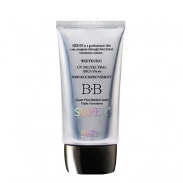 SKIN79 Super+ Beblesh Balm <br />Triple Functions Silver SPF25