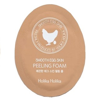 Пробник<br /> HOLIKA HOLIKA Egg Skin<br /> Cleansing Foam