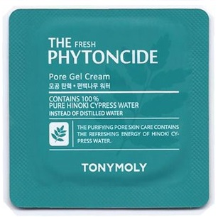 Пробник<br /> TONY MOLY The Fresh Phytoncide Pore Gel Cream