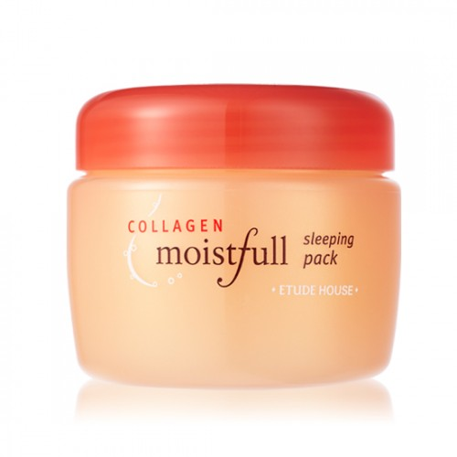 Маска ночная коллагеновая <br />ETUDE HOUSE Collagen Moistfull Sleeping Pack