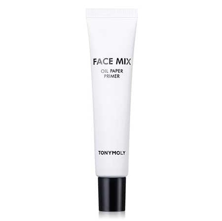 Праймер матирующий<br /> TONY MOLY Face Mix Oil Paper Primer