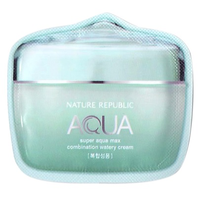 Пробник<br /> NATURE REPUBLIC Super Aqua Max Combination Watery Cream