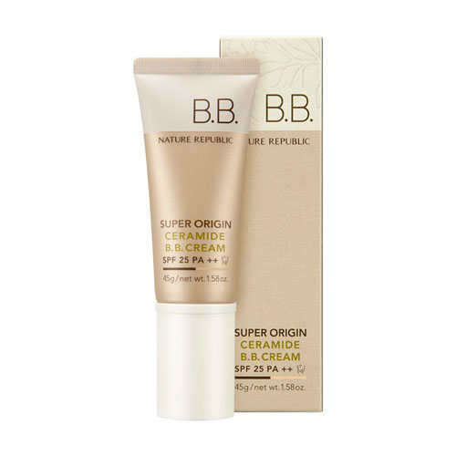 NATURE REPUBLIC Super Origin Ceramide <br />BB Cream SPF25