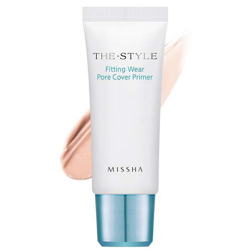 Праймер для сужения пор  <br />MISSHA The Style Fitting Wear Pore Cover Primer