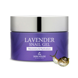 Гель с экстрактом улитки и лавандой <br />THE SKIN HOUSE Lavender Snail Gel