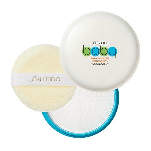 Пудра компактная для детской кожи<br /> SHISEIDO Medicated Baby Powder (Pressed)