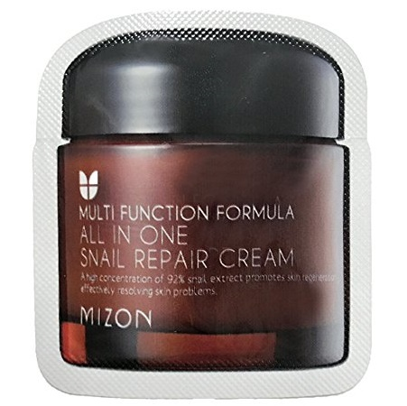 Пробник<br /> MIZON All In One Snail Repair Cream <br /> 92% Snail Extract
