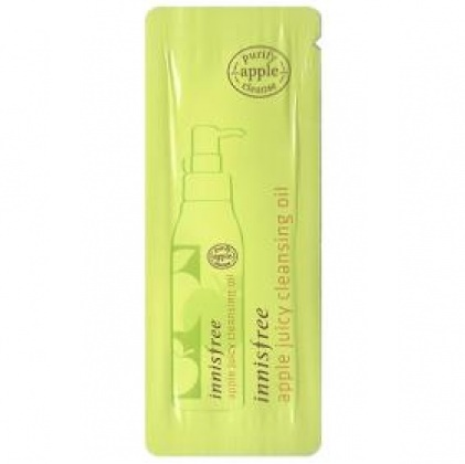 Пробник<br /> INNISFREE Apple Juicy Cleansing Oil