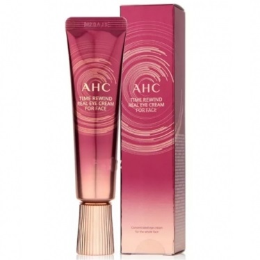 Крем универсальный пептидный<br /> AHC Time Rewind Real Eye Cream for Face