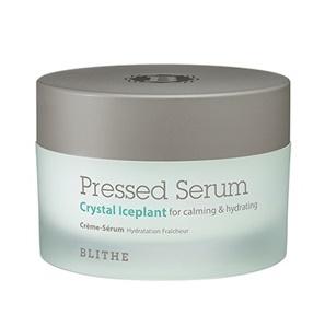 Сыворотка-крем увлажняющая<br /> BLITHE Pressed Serum Crystal Iceplant
