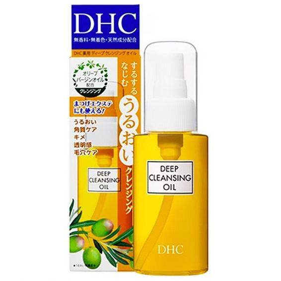 Гидрофильное очищающее масло <br /> DHC Deep Cleansing Oil