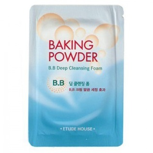 Пробник<br /> ETUDE HOUSE Baking Powder Pore & BB  <br />Deep Cleansing Foam