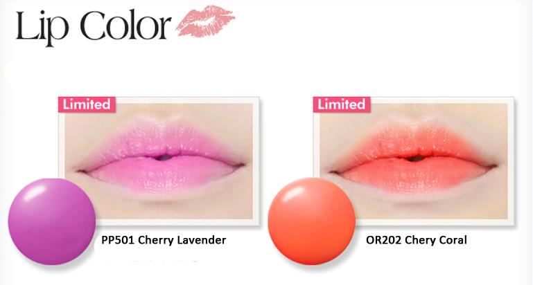 Пигмент (тинт)  для губ<br /> ETUDE HOUSE Fresh Cherry Tint <br />(Limitеd Color)