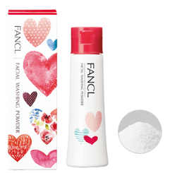 Пудра для умывания <br /> FANCL Facial Washing Powder Heart