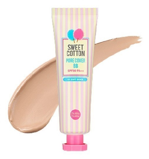 HOLIKA HOLIKA Sweet Cotton Pore Cover BB SPF30