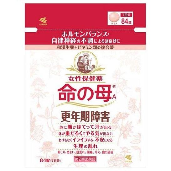 """омплекс """"ћать жизни"""" дл¤ женщин после 40 лет<br /> KOBAYASHI Inochi No Haha <br /> на 7 дней"""