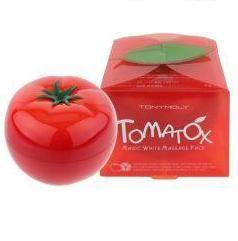 Маска томатная <br /> TONY MOLY Tomatox Magic White Massage Pack