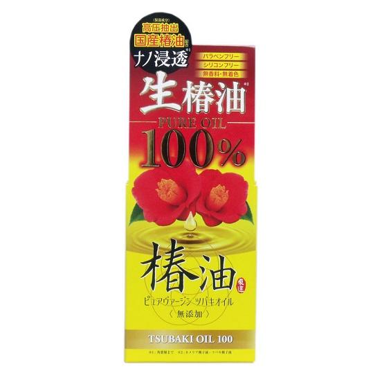 ћасло камелии 100%<br /> Tsubaki Hair Oil