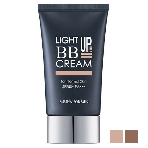 MISSHA For Men Light Up<br /> BB Cream SPF50
