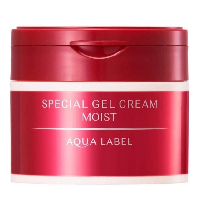 √ель-крем увлажн¤ющий<br /> SHISEIDO Aqualabel Special Gel Cream