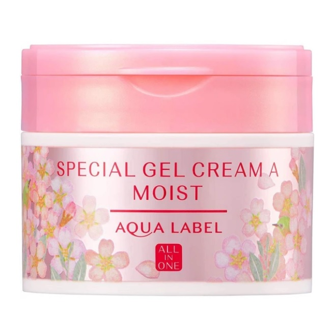 √ель-крем увлажн¤ющий<br /> SHISEIDO Aqualabel Special Gel Cream Sakura