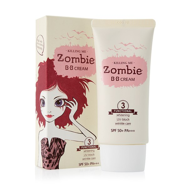 WELCOS MERIT Killing Me Zombie<br /> BB Cream SPF50+ PA+++
