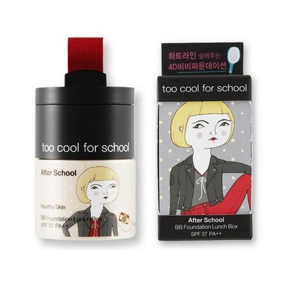 TOO COOL FOR SCHOOL After School <br />BB Foundation Lunch Box SPF37 #3 Healthy Skin