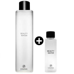 Вода-тонер многофункциональная<br /> SON&PARK Beauty Water Box Set<br /> 340 мл + 60 мл