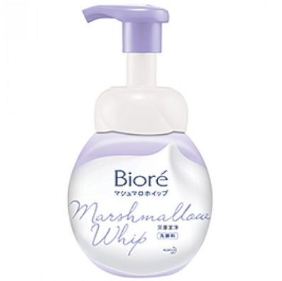 Пенка-мусс глубоко очищающая <br />BIORE Marshmallow Whip Deep Clean Facial Wash<br /> (Гонконг)