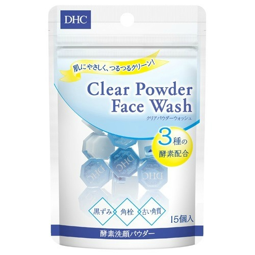 Пудра для умывания <br /> DHC Clear Powder Face Wash