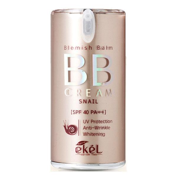 ББ-крем с экстрактом улитки <br />EKEL BB Cream Snail SPF40